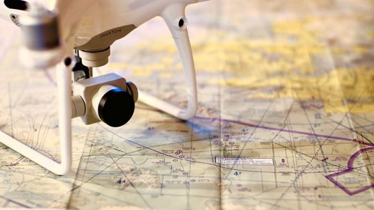 Airspace and Charts for UAS/Drone Pilots