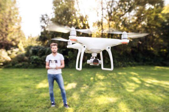 Drone Maneuvers Mastery