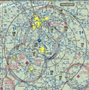 Terminal Radar Service Areas