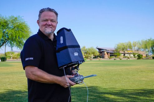 From Hobbyist to Market Leader: How Mark Taylor Scaled his Drone Business