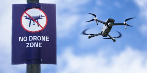 Who Needs a License to Fly a Drone?