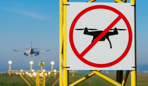No Drone Zones: Where is Drone Use Prohibited?