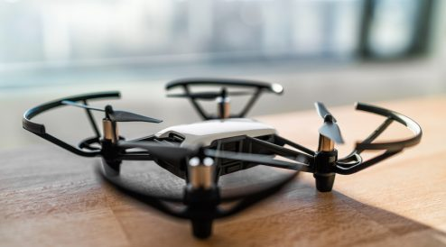 Flying a Drone Indoors – Hazards and Safety Tips