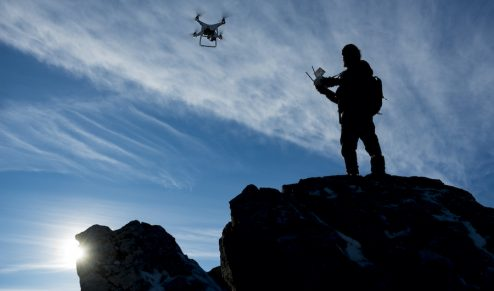 Is drone training required and what options are out there?