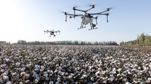 How Are Drones Being Used in Agriculture?