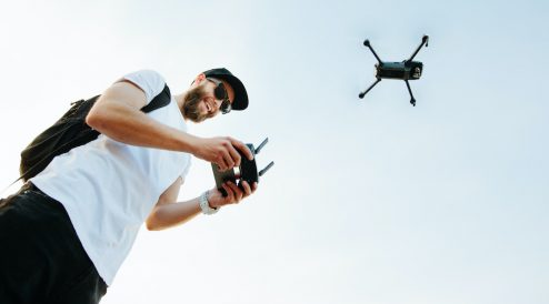 When is A Visual Observer Required for Drones?