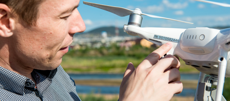 DJI Drone Registration