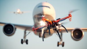 Drones have disrupted aircraft operations