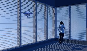 • More people are concerned about drones violating their privacy