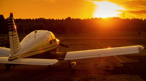 How Can Pilots Fly at Night? See What's Required