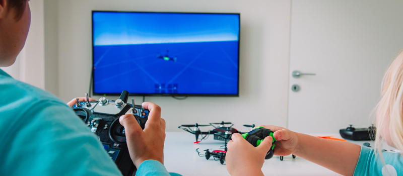 Drone Flight Sim