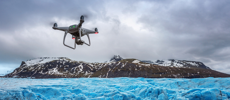 Drones and the Role They Play in Climate Change Response