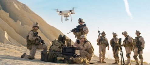 Military Training Routes and What They Mean for Drone Pilots