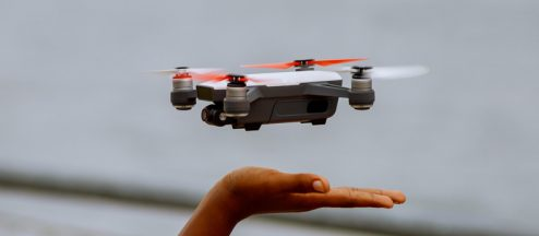 Statistics and Trends for Drones in 2021 and Beyond