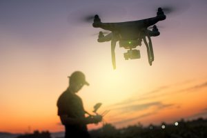 fly drones at night without a waiver