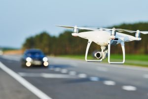 new rules on flying drones over moving vehicles