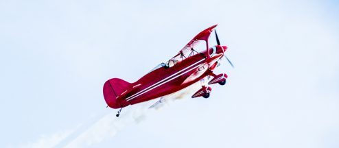 Aerobatic Flying – How to Get Started