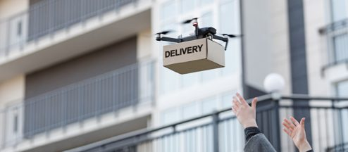 Which Companies are Invested in Drone Delivery?