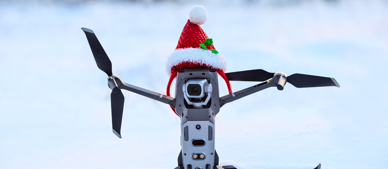 Tips for Flying Your Drone in Winter