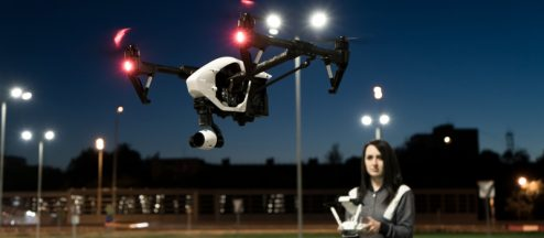 Tips for Flying Drones at Night – What You Need to Know
