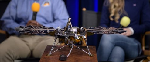Ingenuity and the Challenges of Flying A Helicopter on Mars