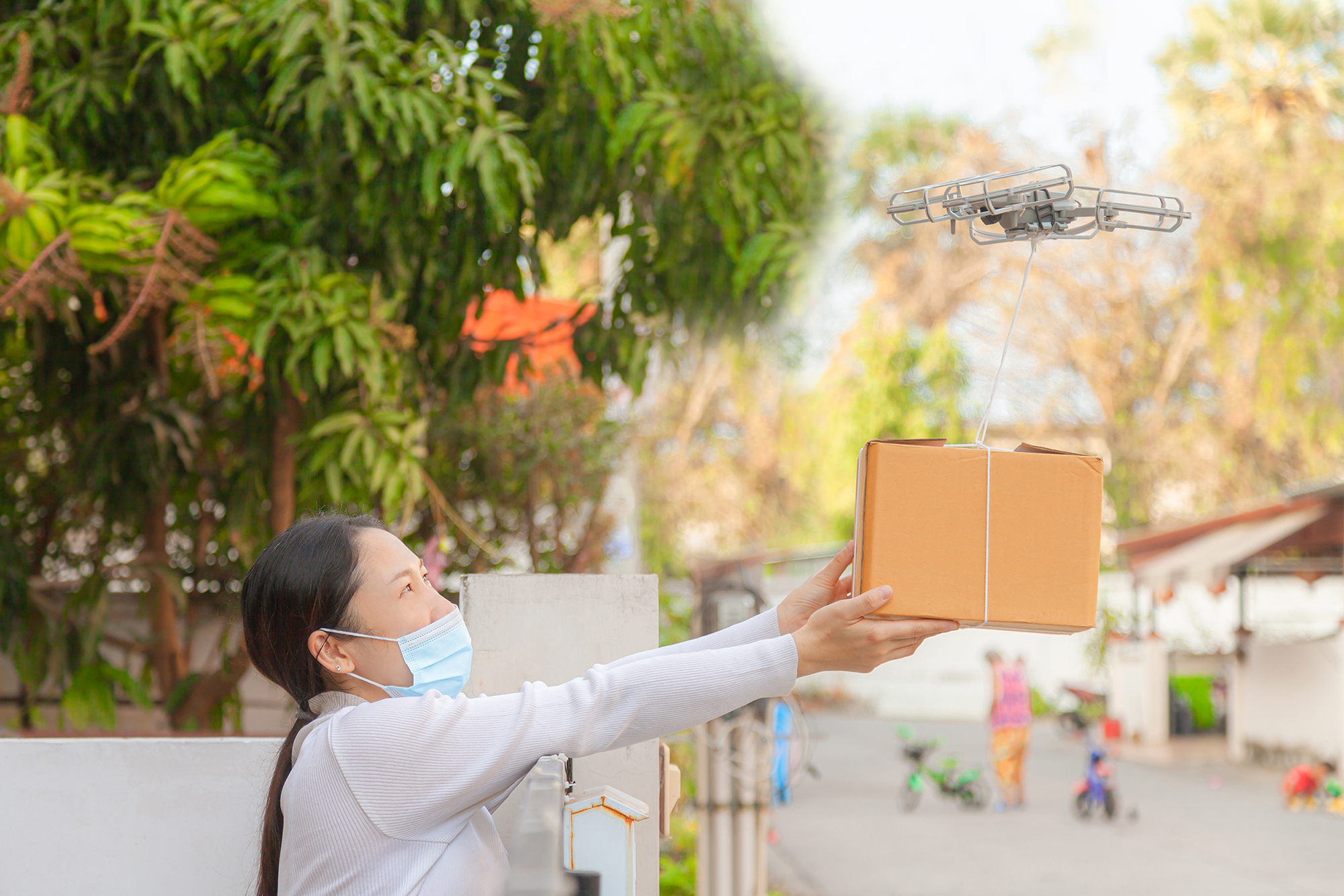 Drone-delivery-during-the-pandemic