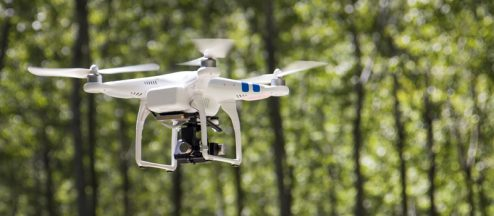 Drones and Their Role in A Data-Driven Future