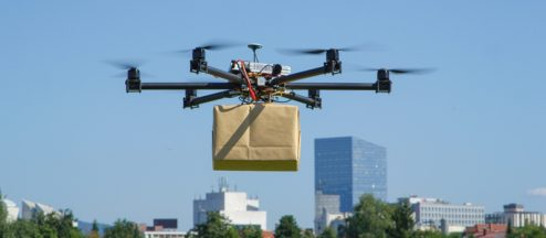 Everything You Need to Know About Part 135 for Drone Delivery