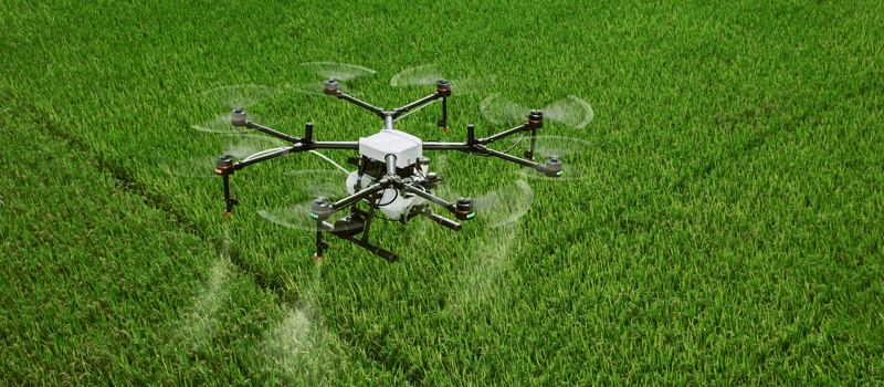 Using-Drones-for-Agricultural-Spraying