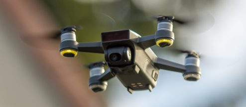How to Fly a Drone in Zero Grid Airspace