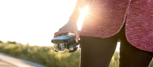 Tips for Flying Your Drone in Hot Weather