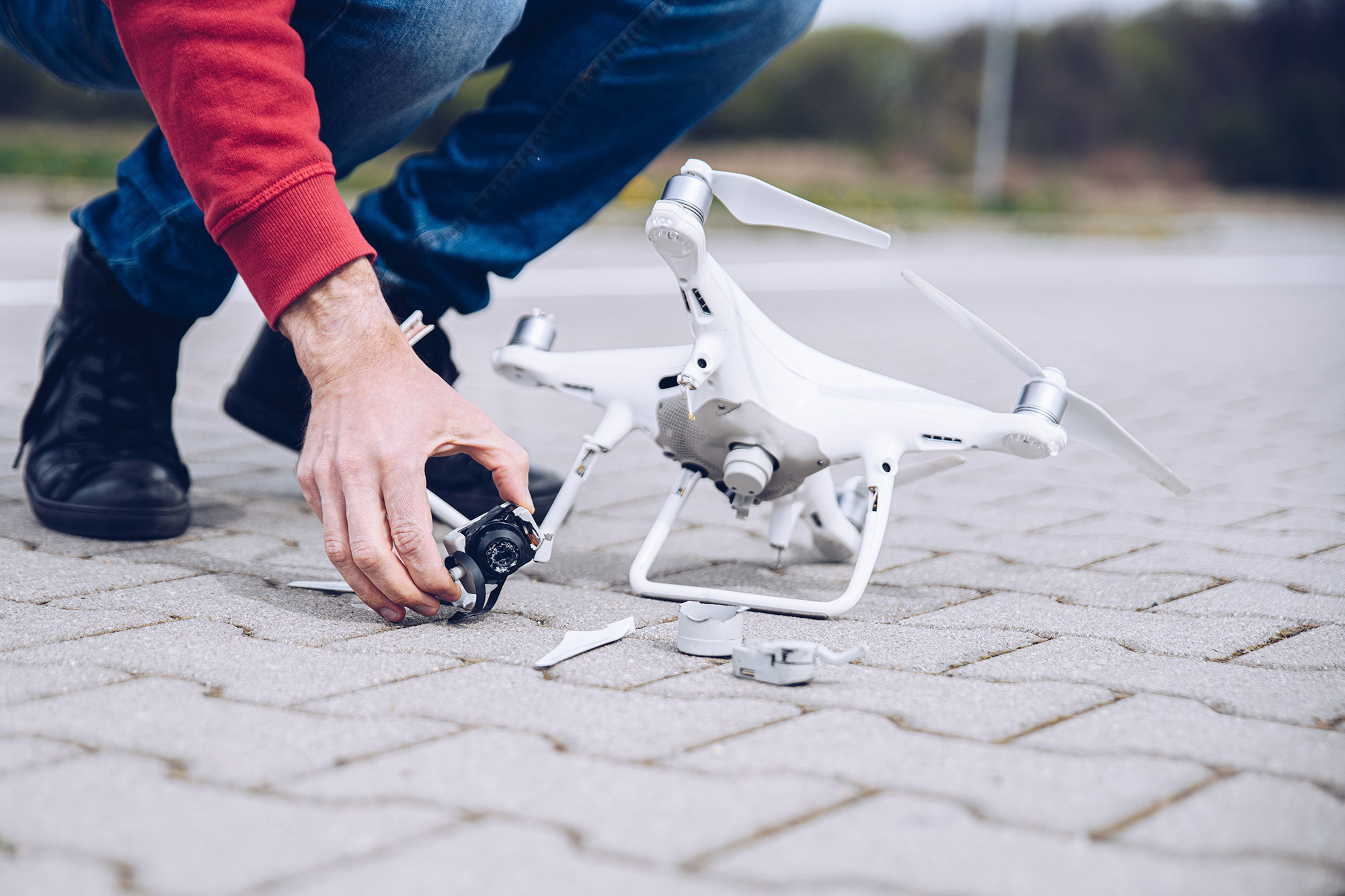 Learning-from-a-drone-crash