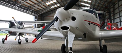 What Are the Typical Aircraft Options in Flight Schools?