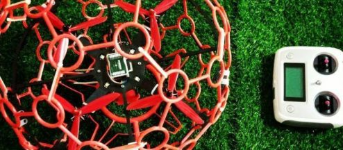 What Is Drone Soccer?