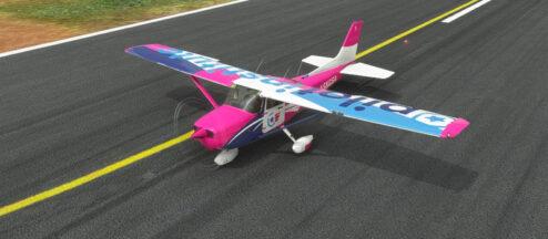 Free Pilot Institute Skin for Microsoft Flight Simulator 2020