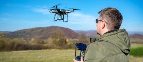 Lost Link Emergency Procedures for Drone Pilots