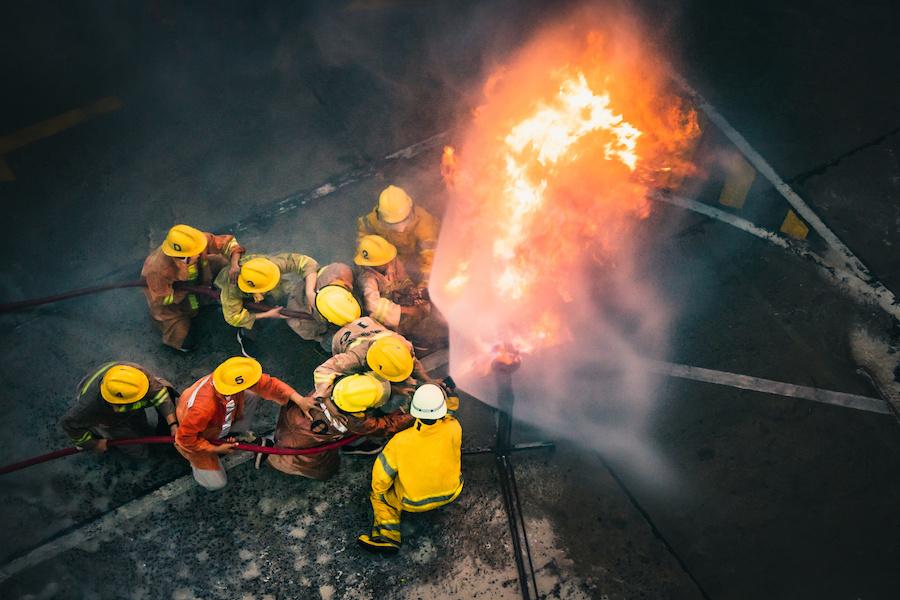 drone-firefighting