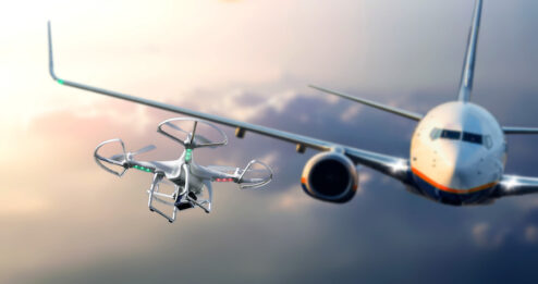 ADS-B for Drones: Why airplanes don't always show up